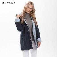 Fashion Jacket 2016 Ladies Fake Fur Hood Jacket Winter Women Luxury Jacket Thick Classic Contrast Moss
