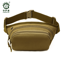 Hot Waterproof Nylon Waist Packs Belt Bag for Women Or Men Casual Fanny Waist Pack Portable Bags Female High Quality