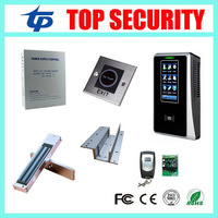 Free software TCP/IP USB 30000 user capacity standalone access control door lock DIY SC700 smart card access control system