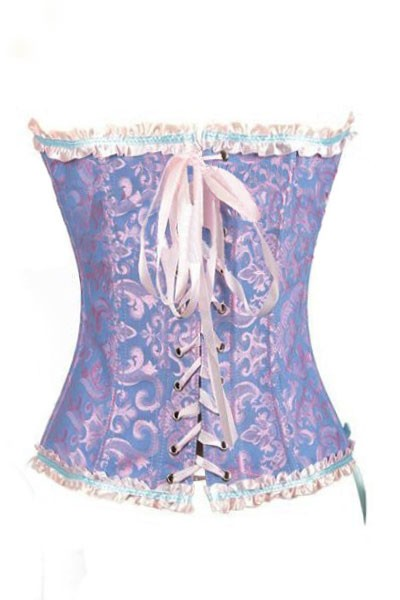 Blue-Overbust-Pattern-Corset-LC5085-4-8910