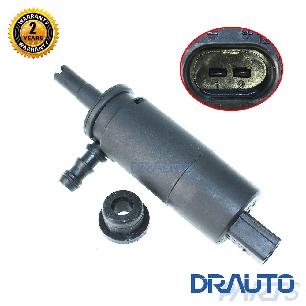 Headlight/Headlamp Washer pump 67128377430 Fit For <font><b>BMW</b></font> <font><b>325Ci</b></font> 2001 2002 2003 2004 2005 <font><b>2006</b></font> image