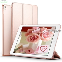 Tablet Cases For Ipad Pro 9 7 Inch SZEGYCHX Smart Magnet Leather Cover Luxury Stand Wake
