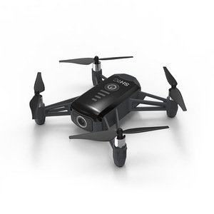 Image 2 - Quadcopter optical flow positioning drone 2K high definition aerial photography remote control aircraft long term battery life