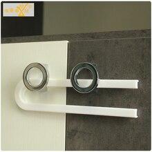 10pcs Children Protection Lock Baby Safety Lock Drawer Door Cabinet Door Cupboard Multi-Function Safety Lock