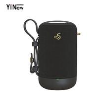Bluetooth 5.0 Speakers Outdoor Boombox Waterproof Wireless Column Hi-Fi Subwoofer 3D Stereo Loudspeaker Support TF AUX FM Radio