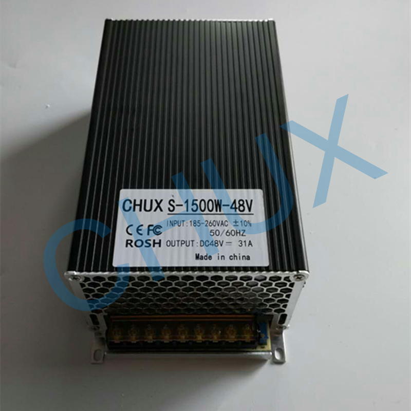 1500W 125A 12V switching power supply 12v adjustable voltage ac to dc power supply for Industrial field meanwell 12v 350w ul certificated nes series switching power supply 85 264v ac to 12v dc