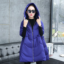 New Novelty Winter Maternity Coat Warm clothing Maternity down Jacket Pregnant coat Women outerwear parkas 60% white duck down