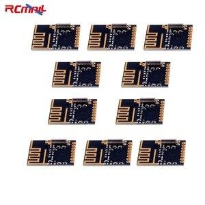 10pcs RCmall NRF24L01 MSD 2.4G