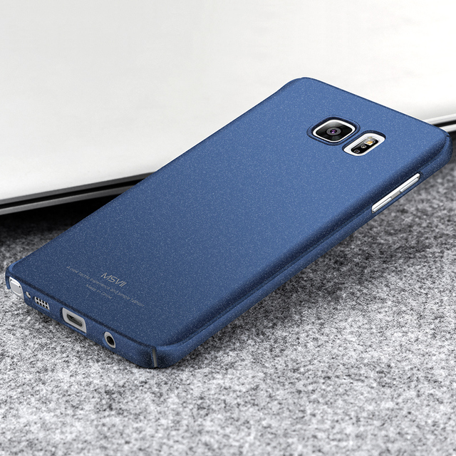 sale retailer 889cf 394aa US $4.74 5% OFF For Samsung Galaxy Note 5 Case Original MSVII Luxury Ultra  Slim Hard PC Matte Cover For Samsung Galaxy Note 5 Note5 Phone Cases-in ...