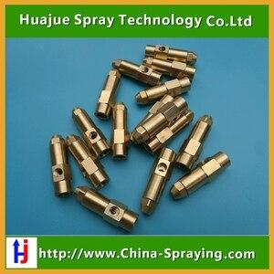 Image 5 - Boquilla para quemador de aceite residual, boquilla de atomización de aire, diseño de boquilla para combustible, boquilla de aceite para quemador de residuos