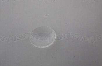 Focus glass lens/Collimating lens Focal length 52mm For Fat beam laser Lighting