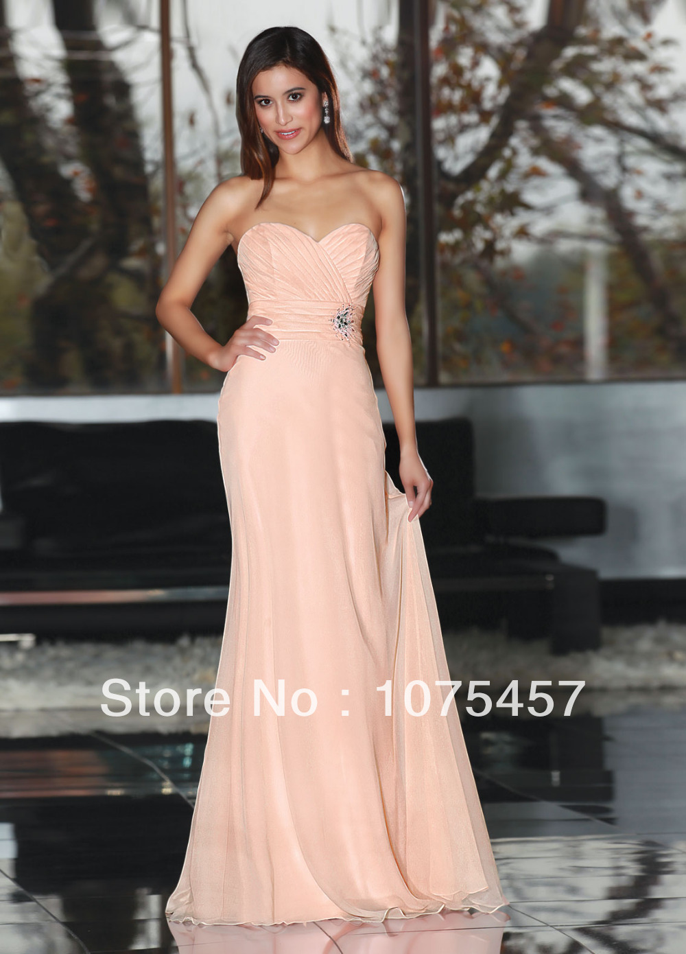 Wedding Nude Bridesmaid Dress online buy wholesale nude bridesmaid dresses from china chiffon sweetheart pleat sashes beading off the shoulder floor length free shipping jb287
