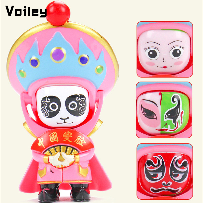 Chinese Opera Fan Face Changing Dolls Kids Birthday Party Gifts for The Guests Baby Shower Toy Chinese Shopping Online Store,B