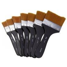 Pen Paint-Brush 7-Models Watercolor Artist Oil Nylon Festival Gifts Artramadan