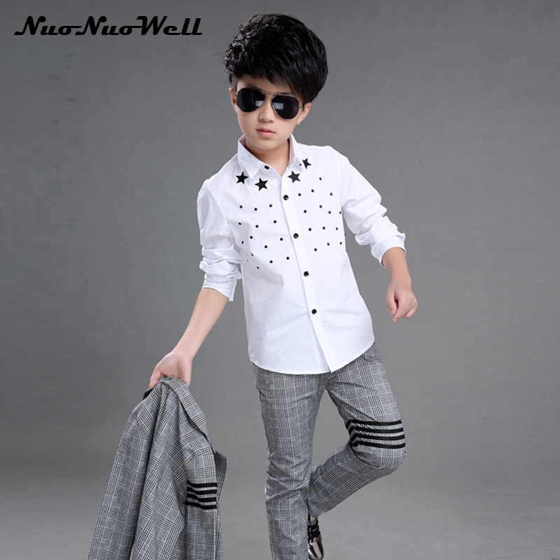 Teenager Boy s Blazers Suit Children Wedding Suits Party Clothing Boys  Dresses Boys Gentle Suits Coat+Pant 2Pcs Kids Formal Sets-in Clothing Sets  from ... cbacab7ffafa
