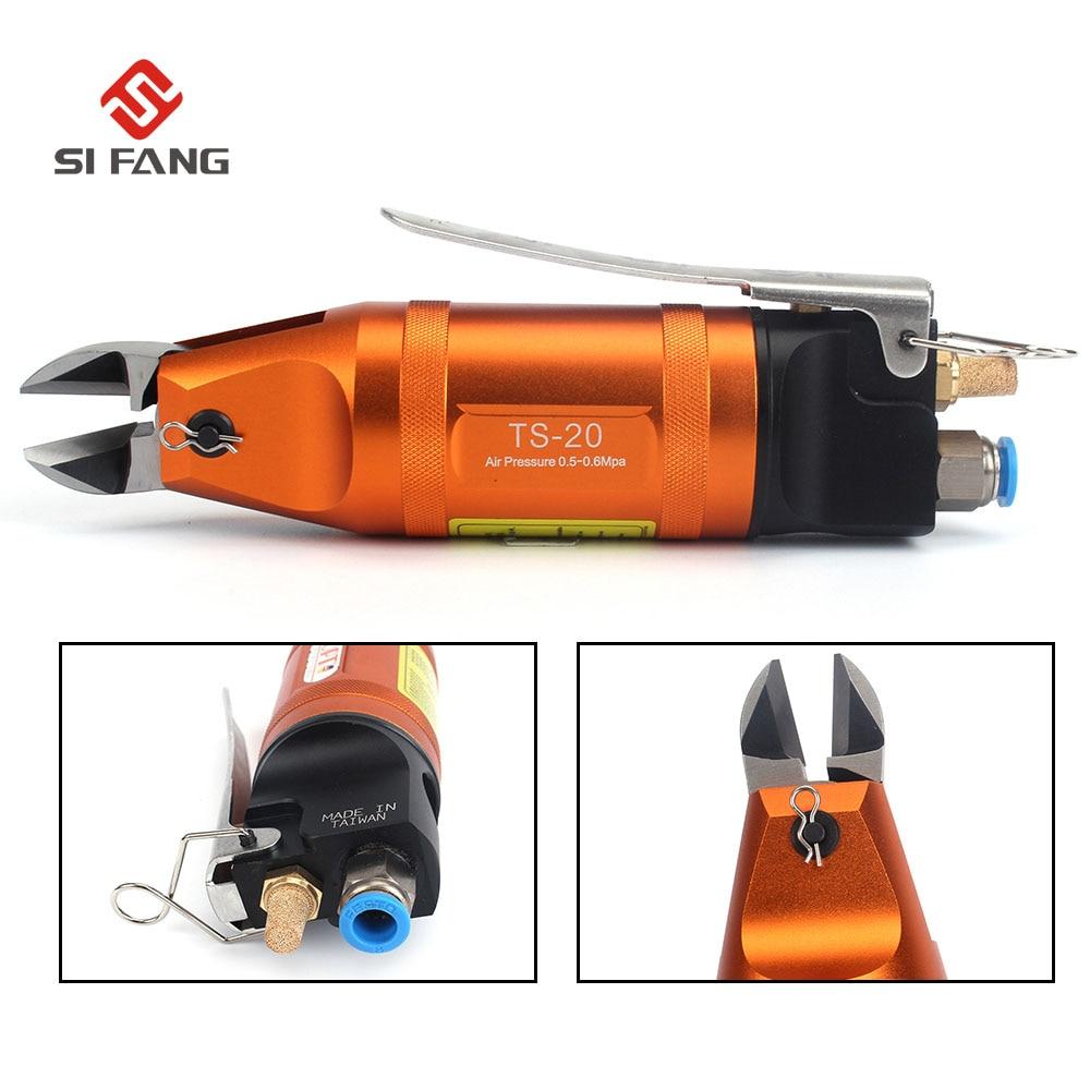 Pneumatic air Scissors nipper pneumatic cutting tools 190mm Air Scissors Pneumatic Nipper Tool Diagonal Cutting Pliers