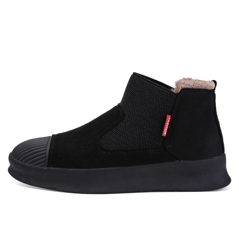 Homens Casuais Pelúcia Sapatos Tornozelo J061 1m 39 Confortáveis Alta Slip top Fur Blue 1m j061 De Black Fur Tamanho 44 on Inverno Botas Khaki rPzxwOrq5p