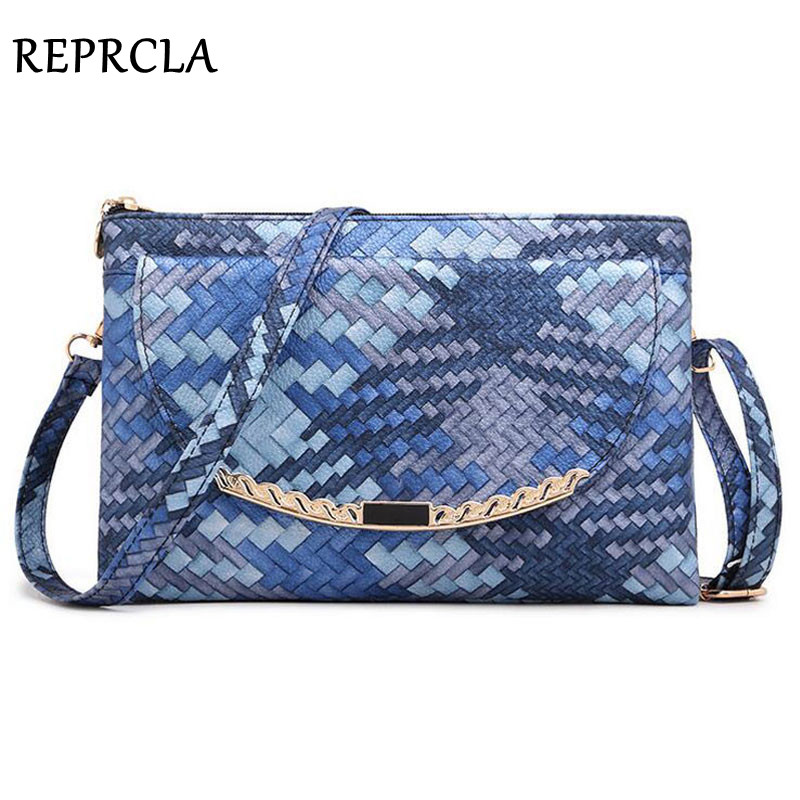 REPRCLA New Fashion Bags Handbags Women Famous Brand Designer Messenger Bags Ladies Crossbody Women Clutch Purse Shoulder Bags