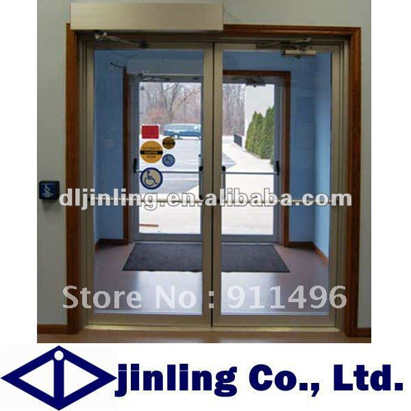 Aluminum Commercial Double Glass Doors Commercial Glass Entry Door Commercial Glass Entry Door