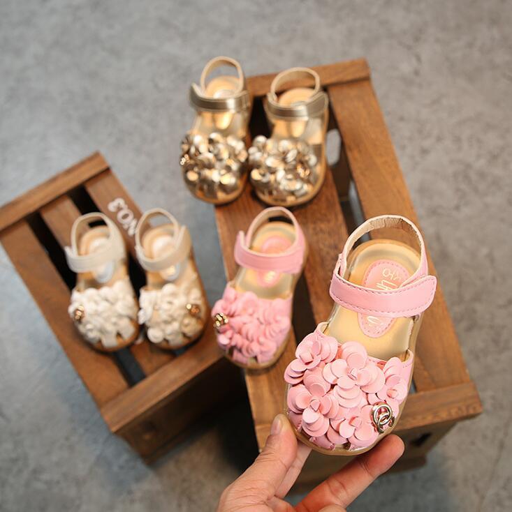 Kids Shoes Girls 2019 New Summer Female Child Girls Sandals Flower Princess Baby Girls Shoes Fashion SandalsKids Shoes Girls 2019 New Summer Female Child Girls Sandals Flower Princess Baby Girls Shoes Fashion Sandals