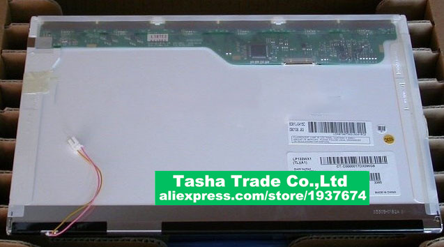 ltn133at08 LED Display LCD Screen 1280*800 30PIN CCFL Backlight
