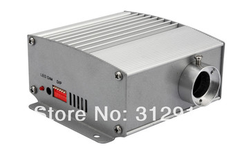 LEB-321;optical fiber LED RF light engine;RGB mixing colors;31 preset programs;Speed is adjustable