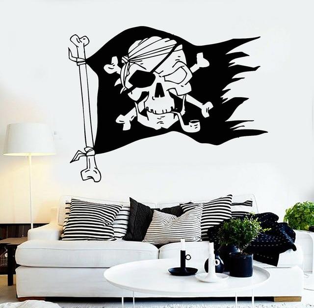Pirate Wall Sticker