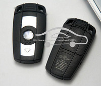 New FOB Car Key Blank Case For BMW New 3 5 Series E90E93 Smart Remote Key