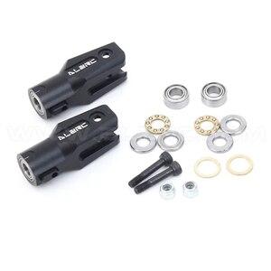 Metal Main Rotor Holder - Black for ALZRC ALZRC Devil 380 FAST D380F01-B