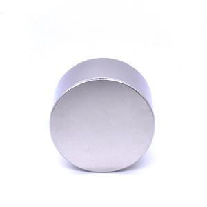 Image 4 - ZHANGYANG 1pcs Neodymium magnet 60x30 mm gallium metal new super strong round magnets 60*30 Neodimio magnet powerful permanent