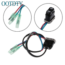 OOTDTY  Trim & Tilt Switch For Yamaha Outboard Remote Controller Motorcycle NEW