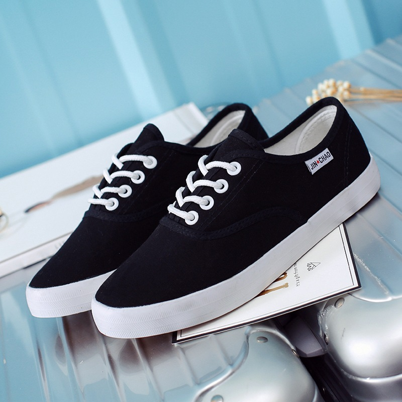 2017 Summer Women Shoes White Canvas Shoes Women Breathable Low Zapatos Mujer Casual Women's Shoes Lace UP Slip on Espadrilles women s casual breathable lace up floral pattern canvas shoes green yellow white eur size 39