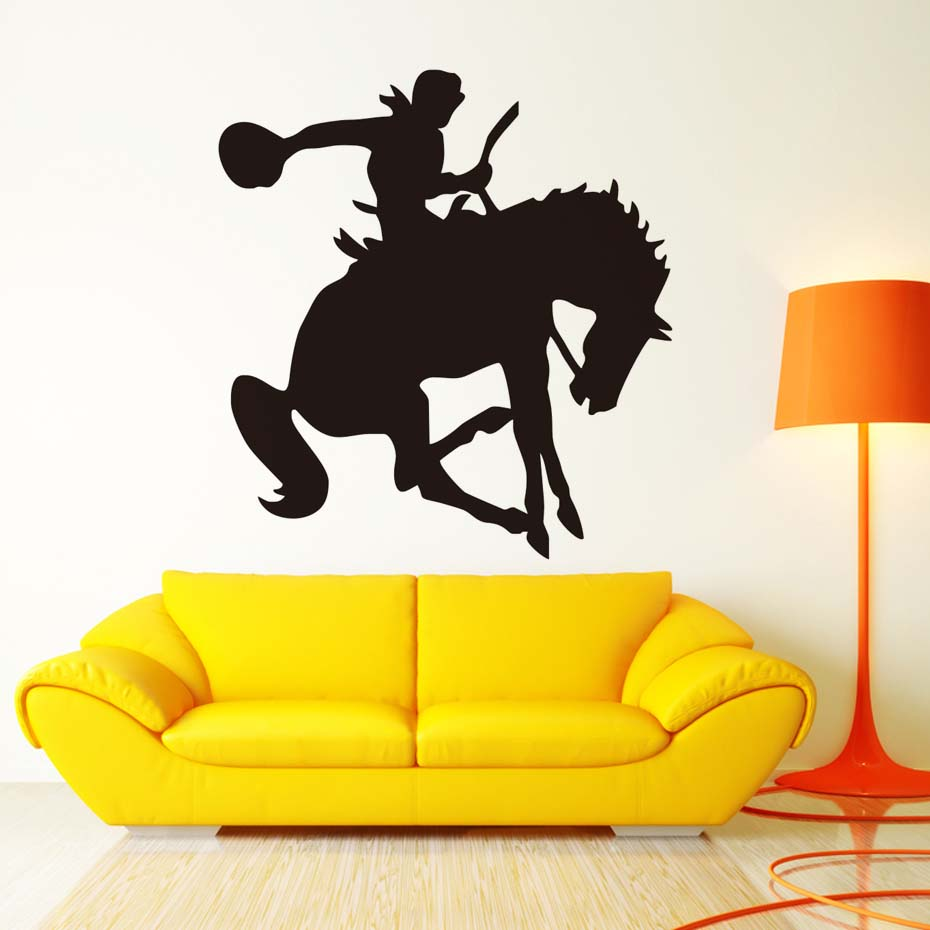 Buy western horse decals and get free shipping on AliExpress.com