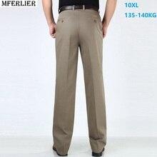 9XL ufficio pantaloni 10XL