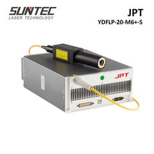 SUNTEC JPT 20W Fiber Laser Source  MOPA fiber laser Generator for Marking Machine 1-250 Pulse Width YDFLP-20-M6+-S