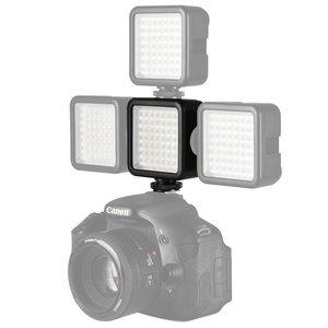 Image 2 - LimitX mini Panel de luz LED para vídeo para cámara Digital, para Samsung Galaxy NX NX1 NX5 NX20 NX30 NX100 NX200 NX210 NX300 NX300M NX500