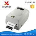 Argox os-214 plus de alta resolución de escritorio de transferencia térmica impresora de etiquetas de código de barras etiqueta de cinta de la impresora soporte 1d/2d/qr código