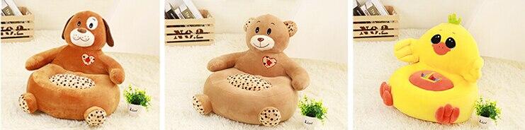Petit canapé créatif pour enfants jouets en peluche pour enfants jouets en peluche poupée chien pour enfants le nouvel an décorations de noël - 6