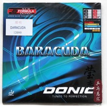Original Donic 12080 BARACUDA table tennis rubber with a cake sponge table tennis rackets racquet sports