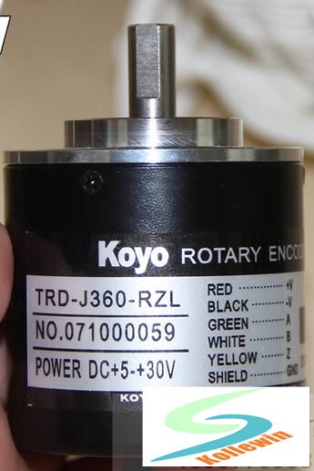 TRD-J360-RZL rotary encoder / shaft diameter 8mm / 360P / R pulse, New In Box, Free Shipping. e6a2 cs5c 50p r rotary encoder new e6a2cs5c 50p r 50pr compact size e6a2 cs5c