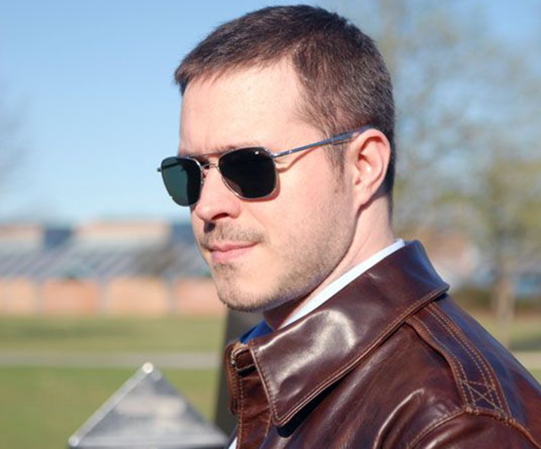 JackJad New Fashion Army MILITARY AO Pilot 54mm Gafas de sol de la - Accesorios para la ropa - foto 6