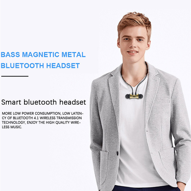 Stereo Headphones Wireless Bluetooth Earphone Audifonos Bluetooth Sports Headset For Xiaomi iPhone Samsung Ecouteur Auriculares