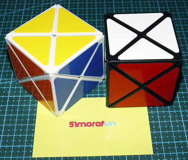 Mf8 + SmaZ Dino Cube Cubo mágico blanco y negro y Stickerless aprendizaje y educativos Cubo juguetes como un regalo