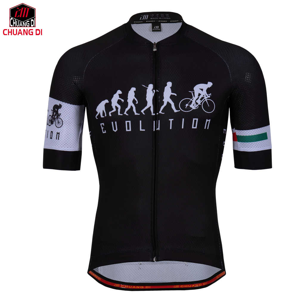 Hot Selling Breathable Men s Cycling Jersey 2019 Hot Design Summer Short  Sleeve Cycling Jerseys Quick- 0c5bc8724