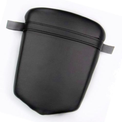Black Rear Pillion Passenger <font><b>Seat</b></font> Motorcycle <font><b>For</b></font> <font><b>Yamaha</b></font> YZF <font><b>R1</b></font> <font><b>2000</b></font> 2001 Custom image