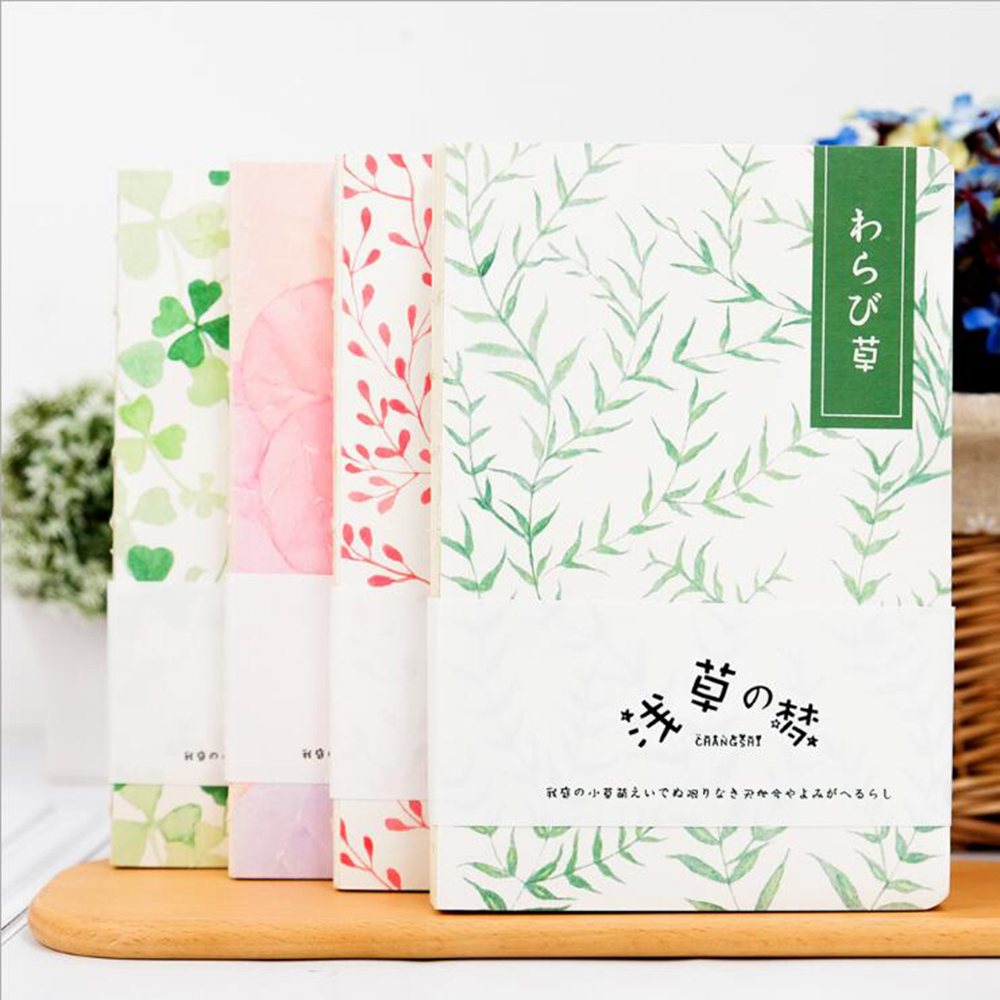 Grass Series Cute Blank Notebook Office School Stationery Student Daily DIY Bullet Journals Planner Diary AgendaGrass Series Cute Blank Notebook Office School Stationery Student Daily DIY Bullet Journals Planner Diary Agenda