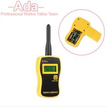 GY561 Walkie Talkie Mini Handheld Frequency Counter Meter Power Measuring for Two-way Radio