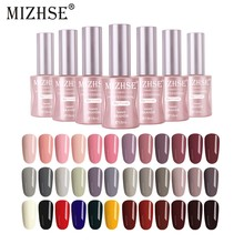 MIZHSE Gel Polish Set Tutto Per Manicure UV Vernis Semi Permanente Primer, base trucco Opaco prodotti per superficie e smalti Impregna fuori dallo Smalto Del Gel Smalto lak(China)