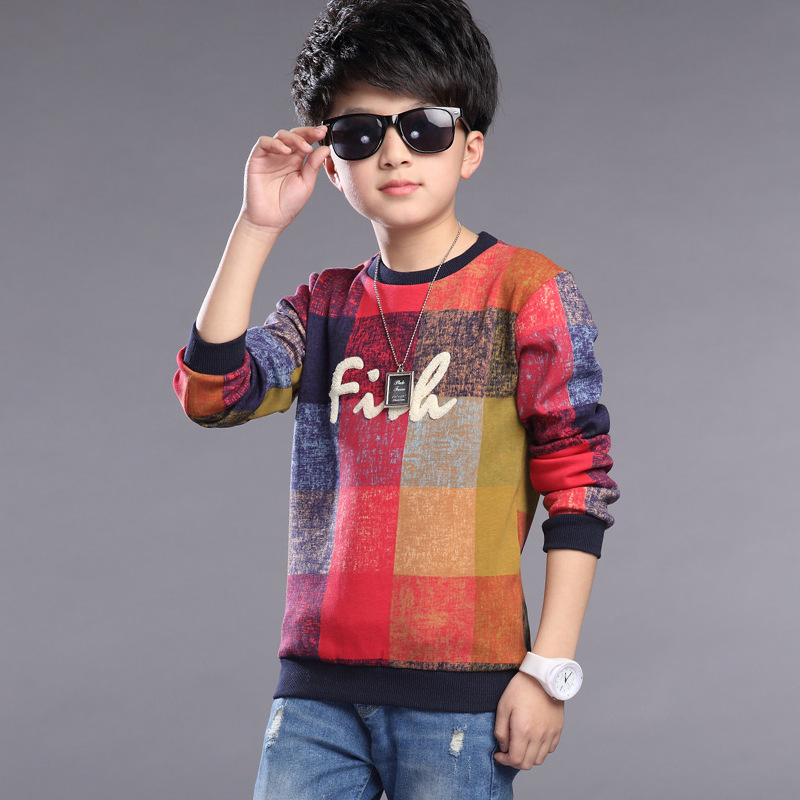 Casual-Children-Sweatshirt-Cotton-Baby-Boys-Mixcolor-Plaid-Sweatshirt-Girls-Spring-Autumn-Coat-Sweatshirt-for-Kids-Tops-1