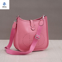 Promotion! ! !2019 New Fashion Bucket Messenger Bags Luxury 100% Cow Real Leather Shoulder Bag for Ladies Handbag Small Purse
